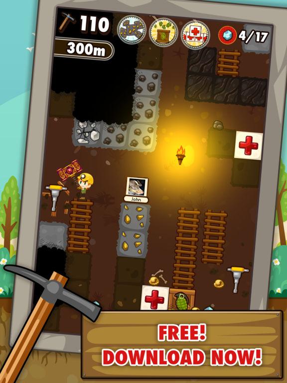 Pocket Mine screenshot 10