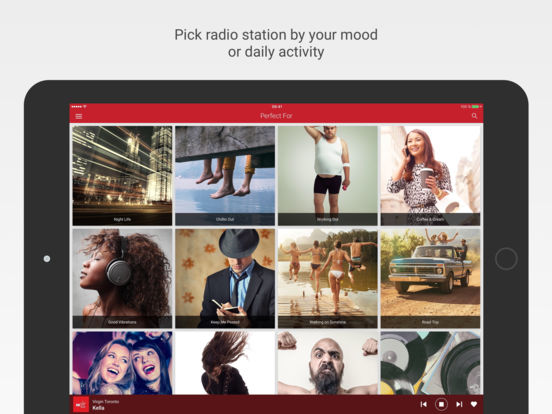 iHeartRadio - Free Music & Radio Stations Screenshots