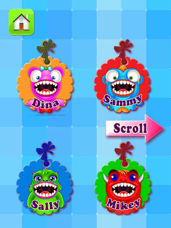 Monster Dentist Doctor Shave - Kid Games Freescreeshot 5