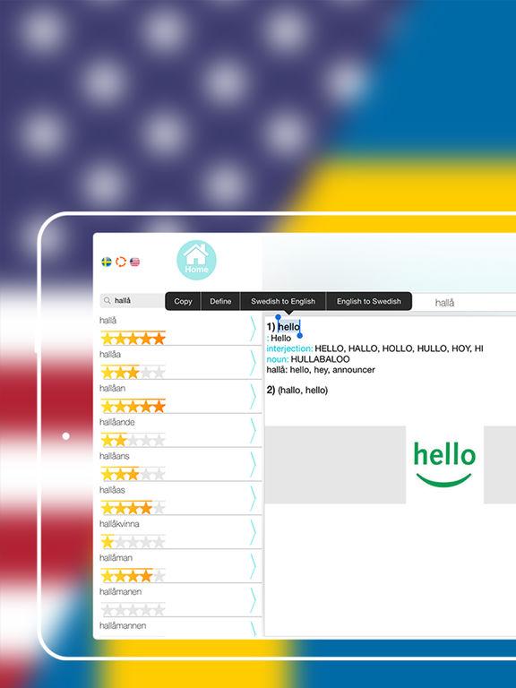 offline swedish to english language dictionary translator. Black Bedroom Furniture Sets. Home Design Ideas