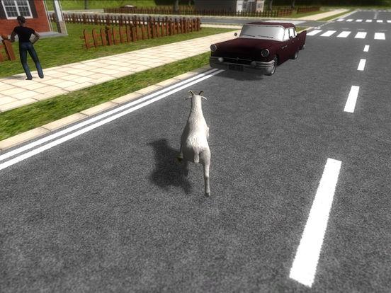 Crazy Goat FREE на iPad
