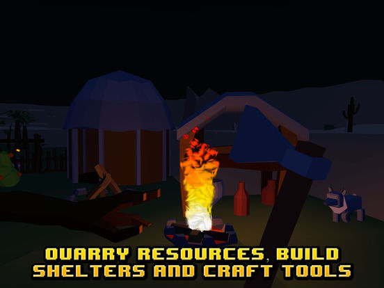 African Craft Survival Simulator 3D Full Screenshots