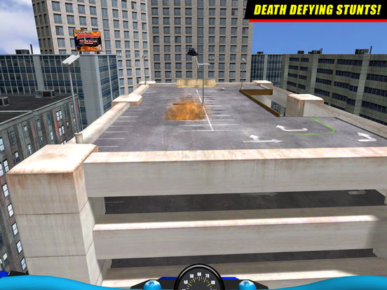 Daredevil Dave 2: Motorcycle Mayhem! Screenshot