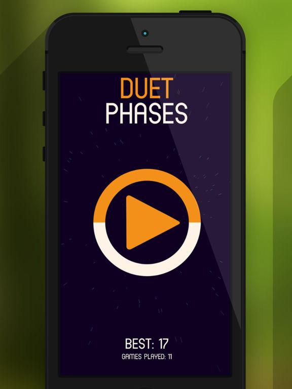 Dual Phases на iPad