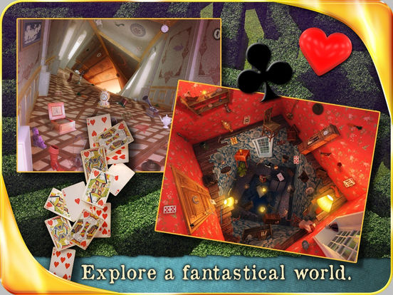 Alice in Wonderland - Extended Edition - HD iPad Screenshot 1
