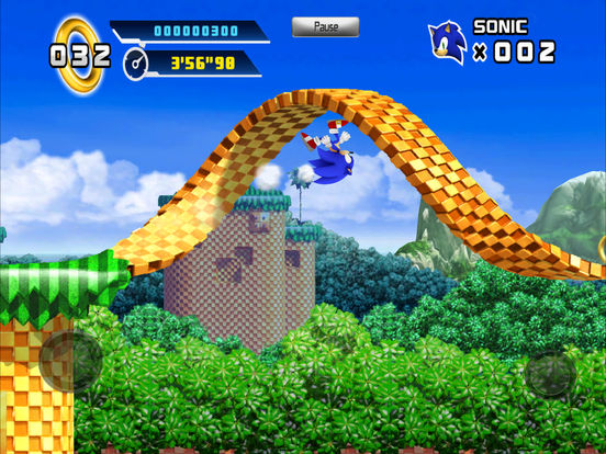 Sonic The Hedgehog 4™ Episode I iPad Screenshot 1