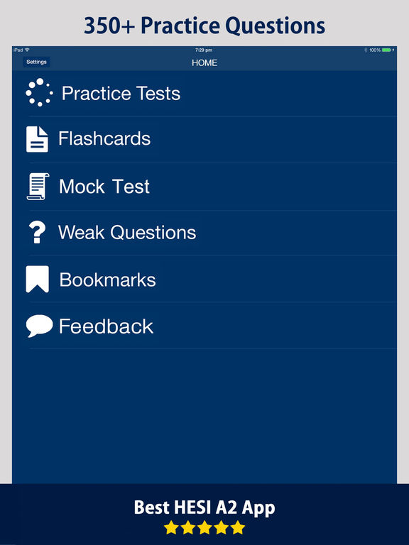 Hesi A2 Practice Test 2017 Exam Prep Questions on the App Store