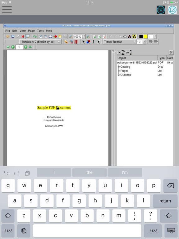 MaxiPDF PDF редактор & создатель Скриншоты7