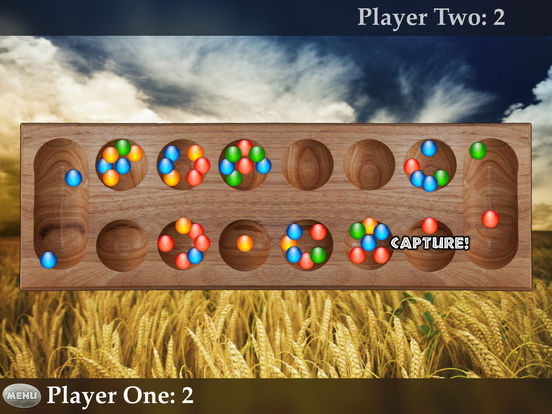 Mancala HD iPad Screenshot 3
