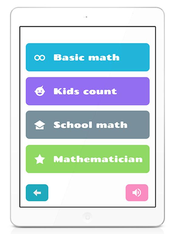 Math Puzzle Training your brain daily quick math Screenshots