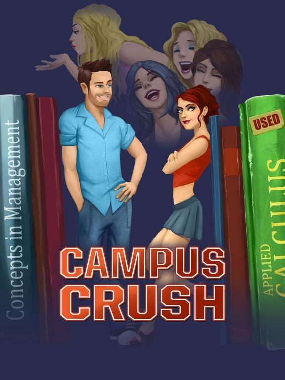 Игра Campus Crush: A College Love Drama