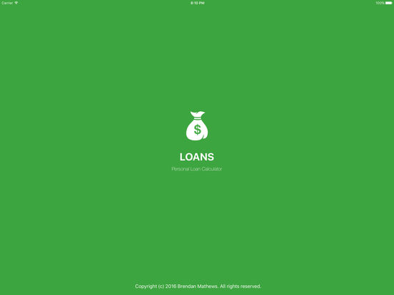 Loans Lite: Personal Loan Assistant iPad Screenshot 5