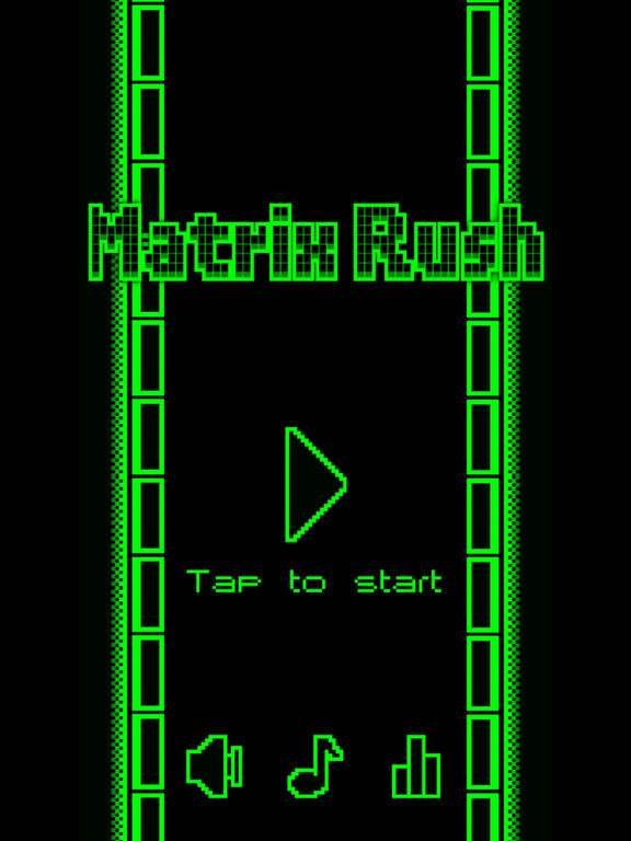 Matrix Rush Screenshot