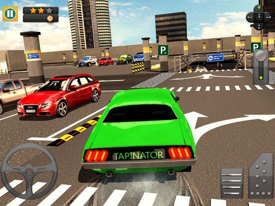 Скачать игру Multi-storey Car Parking 3D