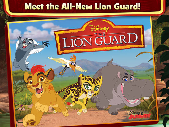 The Lion Guard screenshot 6