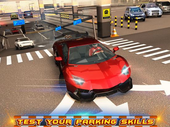 Multi-storey Car Parking 3D для iPad