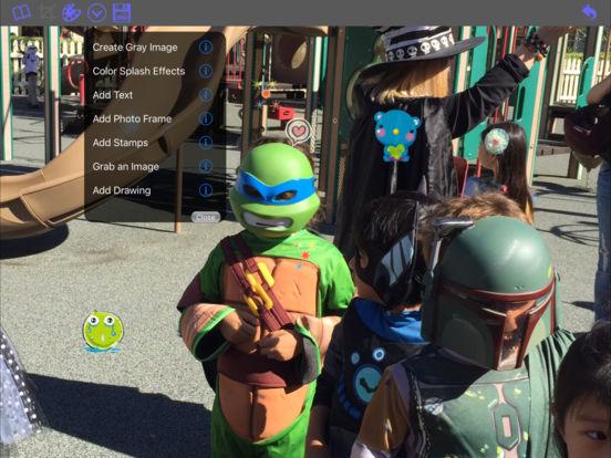 Color Booth Studio iPad Screenshot 3