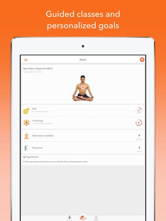 Track Yoga – For Flexibility, Weight Loss & Stress Screenshot