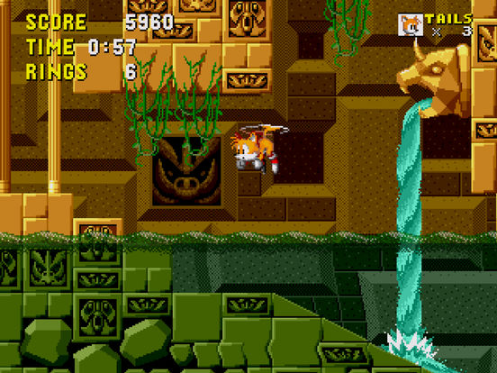 Sonic the Hedgehog iPad Screenshot 4