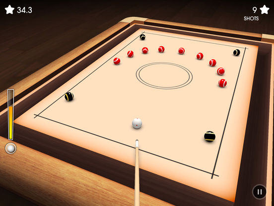 Crazy Pool 3D Lite iPad Screenshot 2