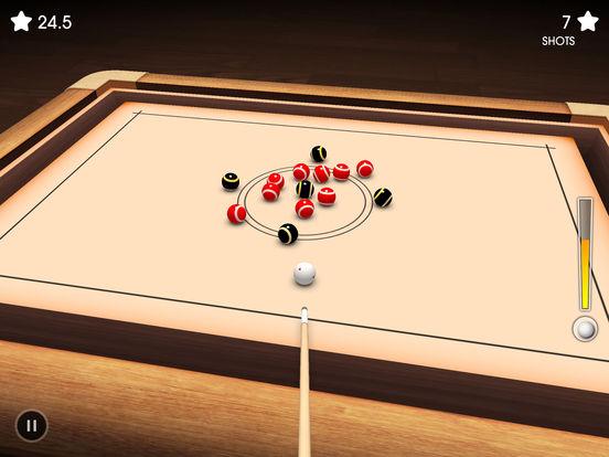 Crazy Pool 3D iPad Screenshot 4