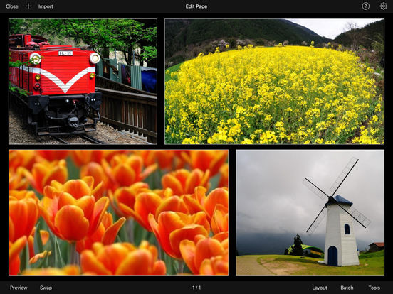 Collections for iPad iPad Screenshot 3