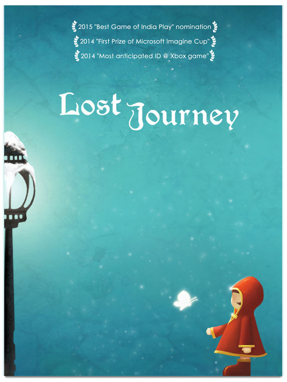 Lost Journey - Nomination of Best China IndiePlay Game Screenshot