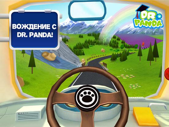 Водитель Автобуса Dr. Panda Screenshot