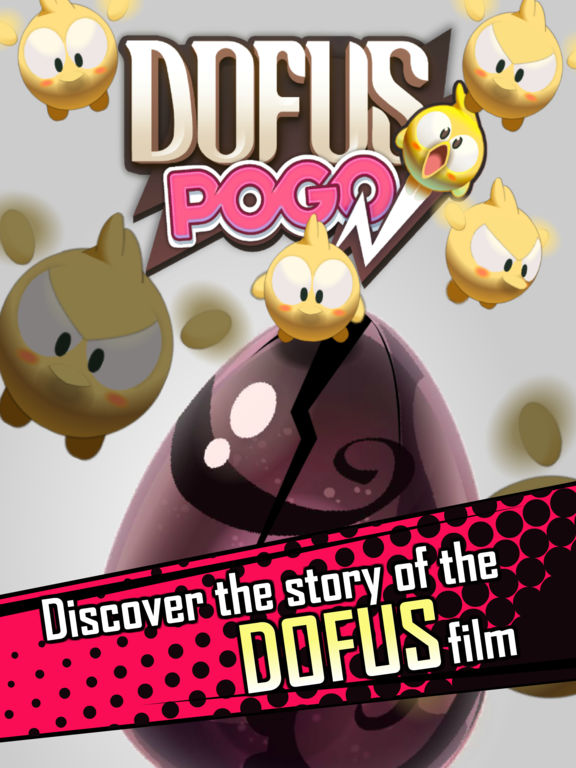 Screenshots of Dofus Pogo for iPad