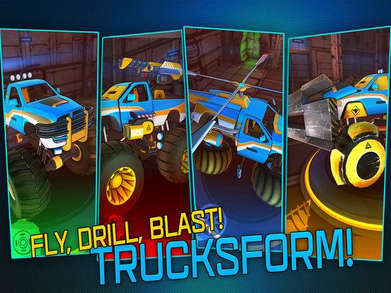 Trucksform Screenshot