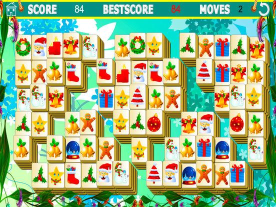 Mahjong Xmasscreeshot 2