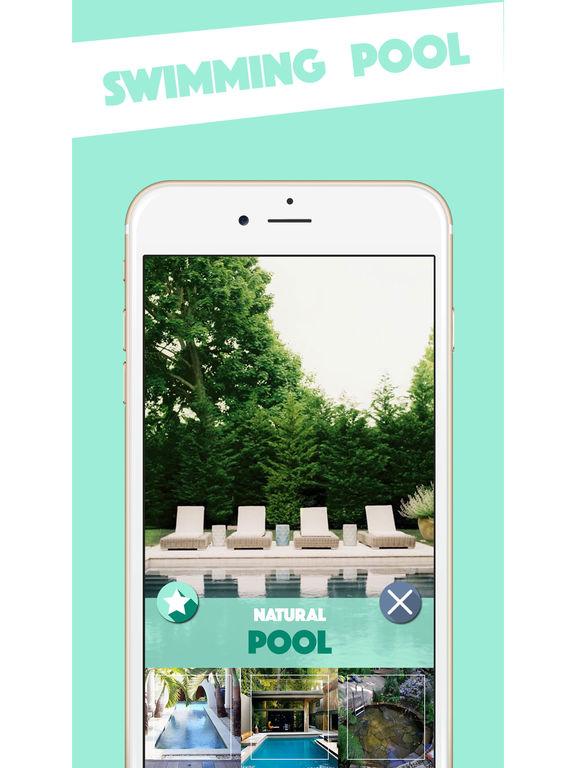App shopper swimming pool design ideas pool design for Swimming pool design xls