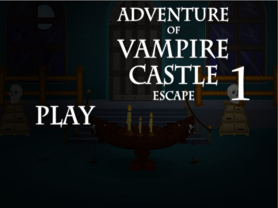 horror castle escape adventure