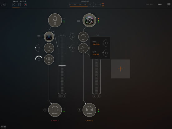 AUM - Audio Mixer Screenshots