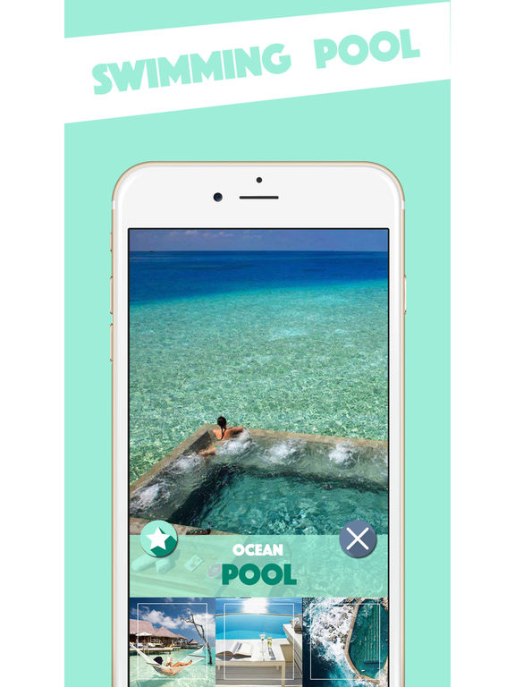 App shopper swimming pool design ideas pool design for Pool design app