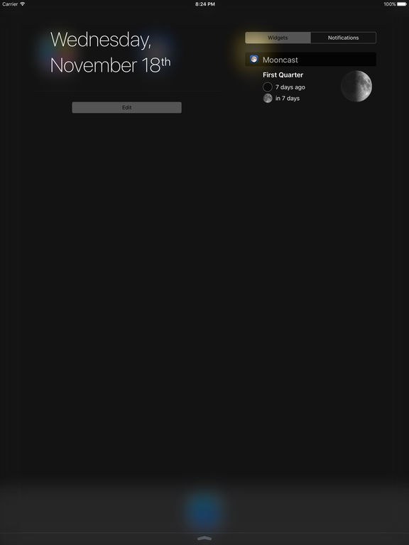 Mooncast - The Phases of the Moon Screenshots
