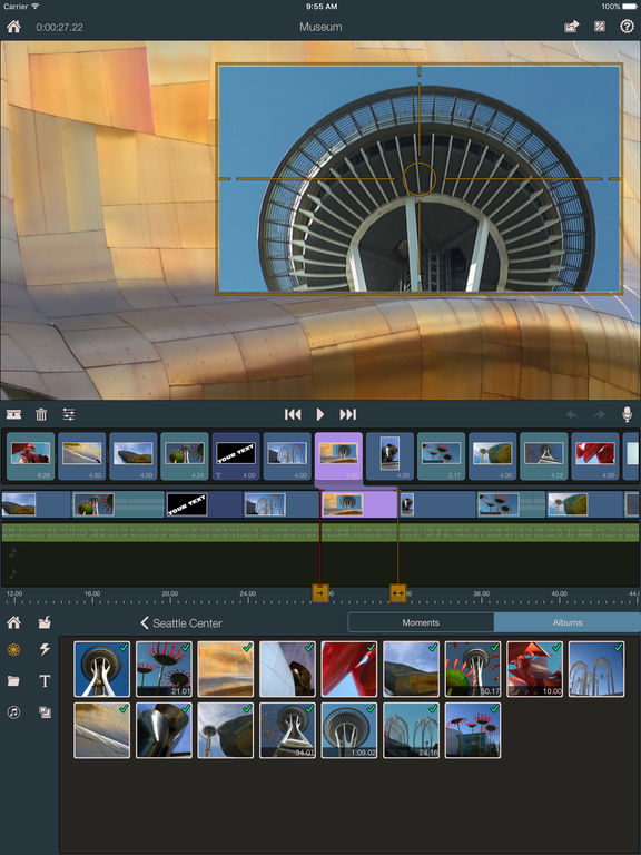Screenshot #3 for Pinnacle Studio Pro