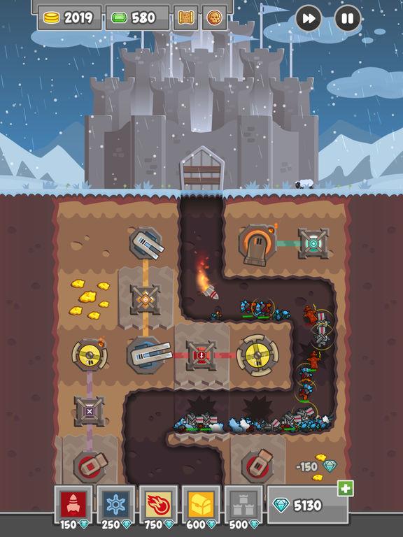 挖矿防御者
