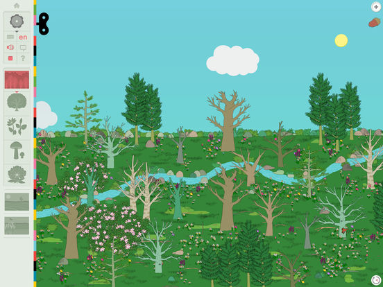 Plants by Tinybop Screenshots
