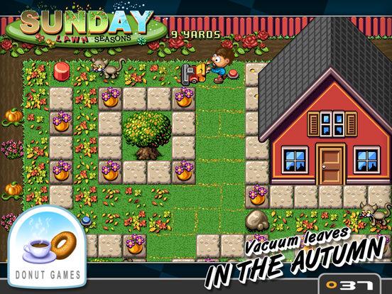Sunday Lawn Seasons 앱스토어 스크린샷