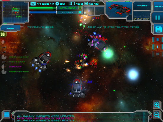 Screenshot #3 for Space Story