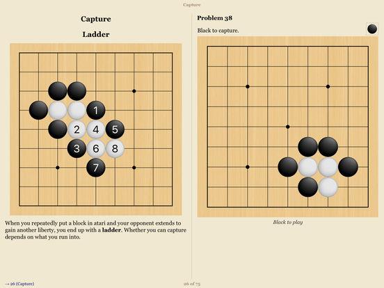 SmartGo Kifu iPad Screenshot 3