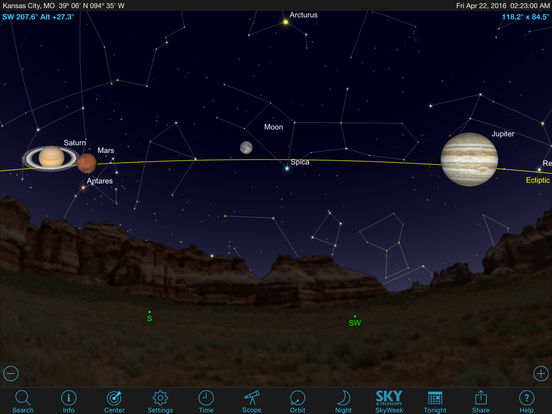 Just In Time For The Eclipse: SkySafari 5 Plus For iOS/Watch Hits Lowest Price In Ten Months
