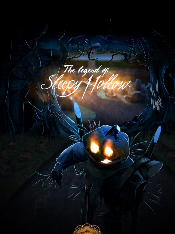 Screenshot #3 for The Interactive Legend of Sleepy Hollow