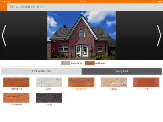 quick-mix Hausdesigner iPad Screenshot 2