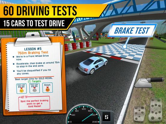 Car Racing Driving School screenshot 8