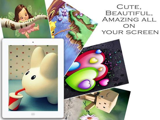 Cute Wallpapers √ Screenshots