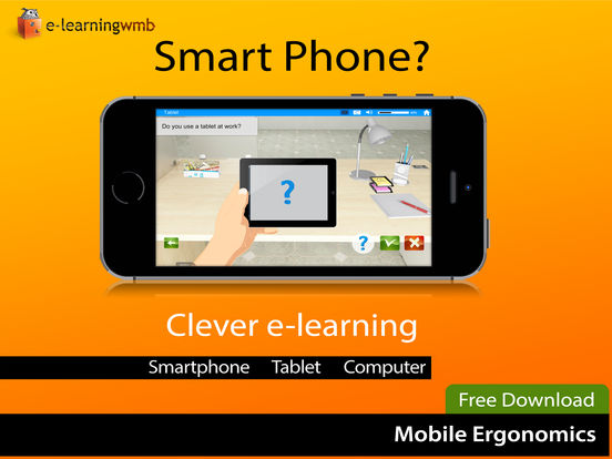 ergonomic analysis of mobile phone apps Following is a list of freeware that provides eh&s apps for your smart phone or other mobile app challenge ergonomics app is a job safety analysis.