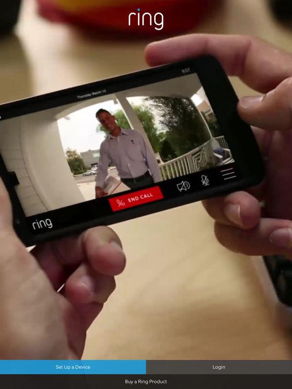 Ring Video Doorbell screenshot