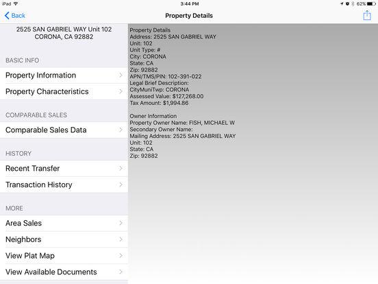 ITC On The Go iPad Screenshot 5